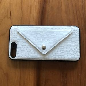 Accessories - Brand New iPhone 8+ Phone Case Wallet